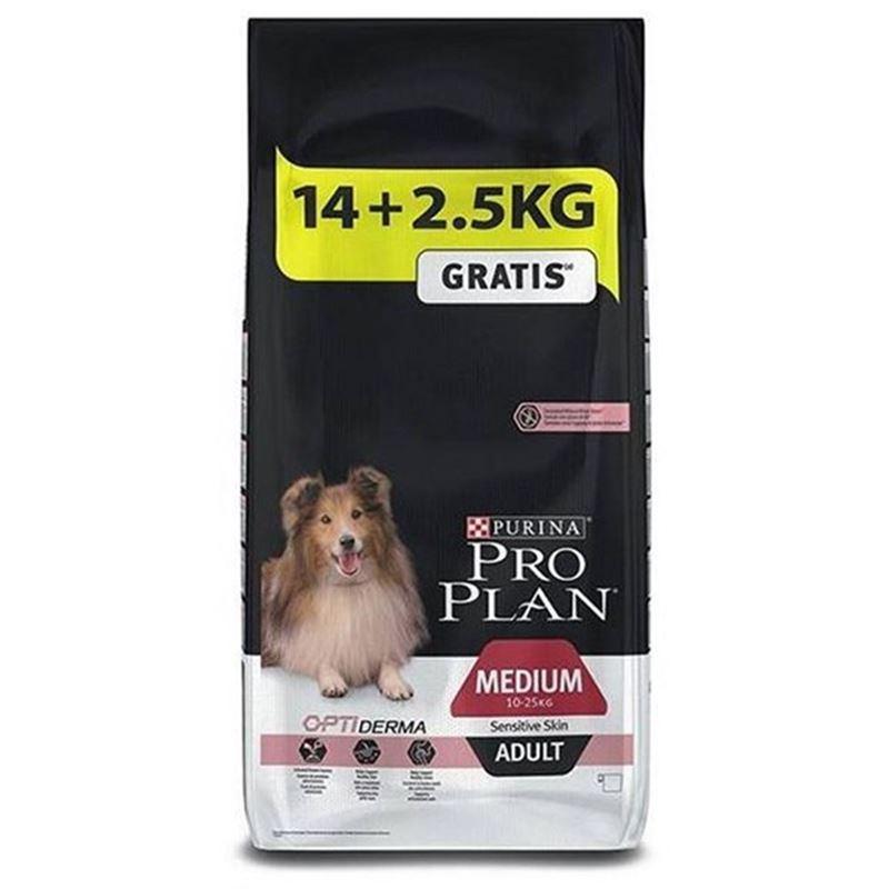 Proplan Sensitive Somonlu Yetişkin Köpek Maması 14+2,5 Kg