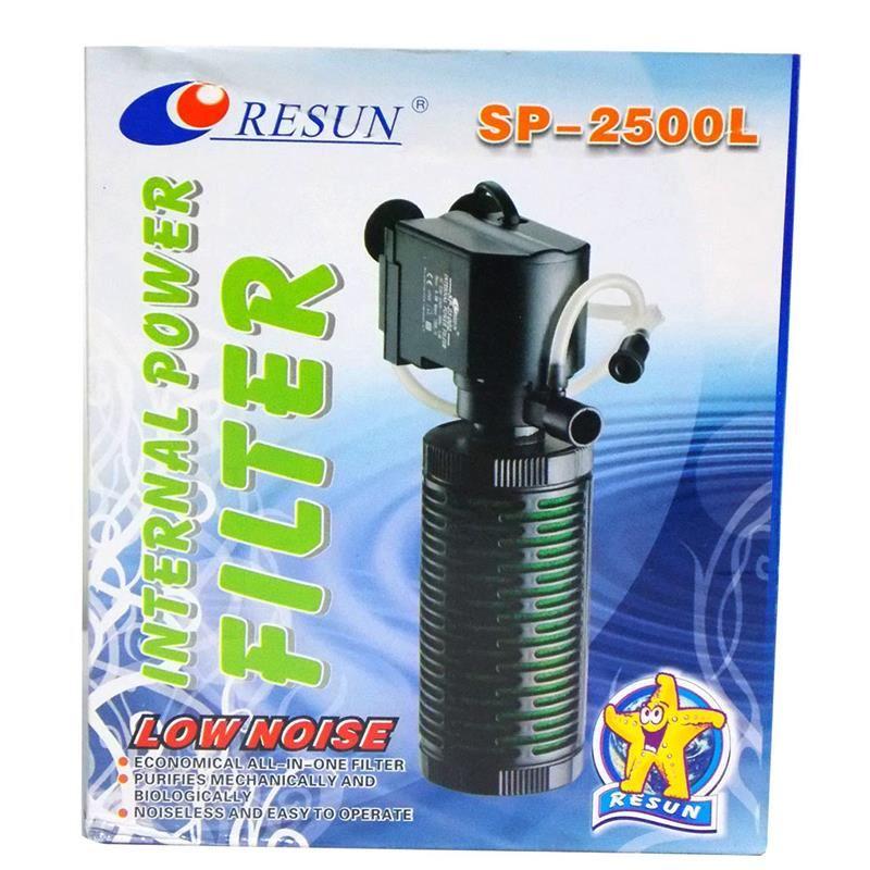 Resun SP2500L Akvaryum İç Filtre 1400 L/H
