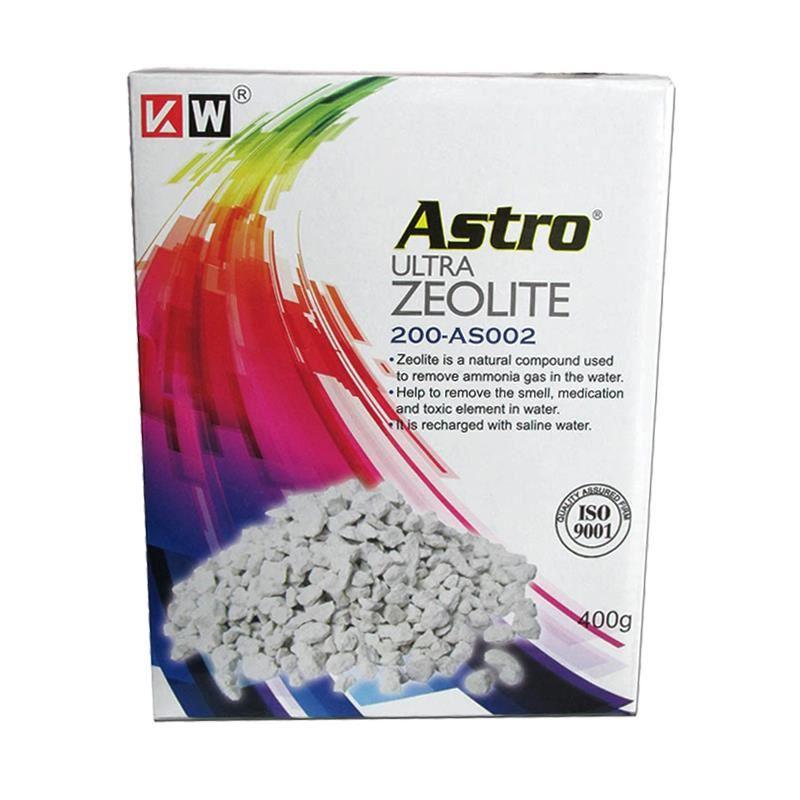 Dophin Astro Akvaryum Filtre Malzemesi Ultra Zeolit Amonyak Giderici 400gr