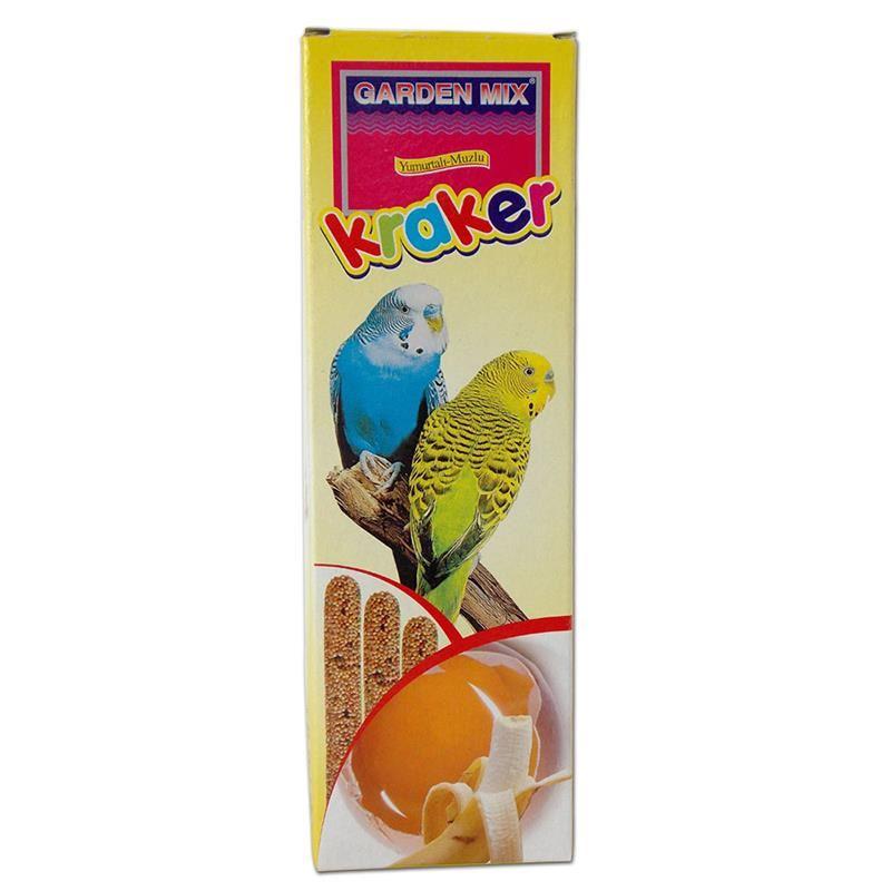 Gardenmix Muzlu Yumurtalı Muhabbet Kraker 3 lü