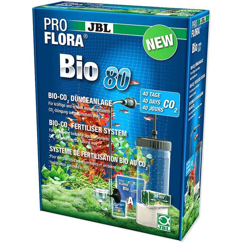 Jbl Proflora Bio 80 2 Co2 Set Mayalı