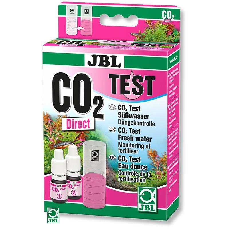 Jbl Co2 Akvaryum Hızlı Test