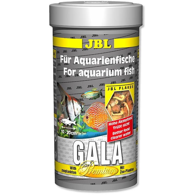 Jbl Gala Planktonlu Pul Balık Yemi 100ml 15gr
