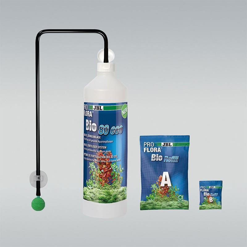 Jbl Proflora Bio 80 Eco 2 Karbondioksit Seti