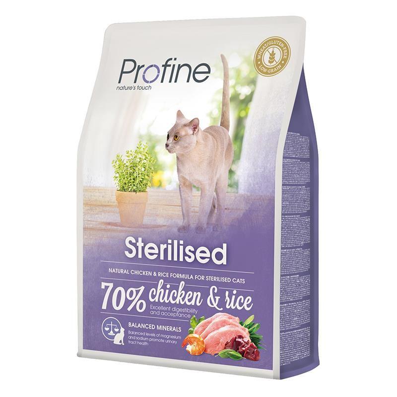 Profine Sterilised Tavuklu Kısır Kedi Maması 2 Kg