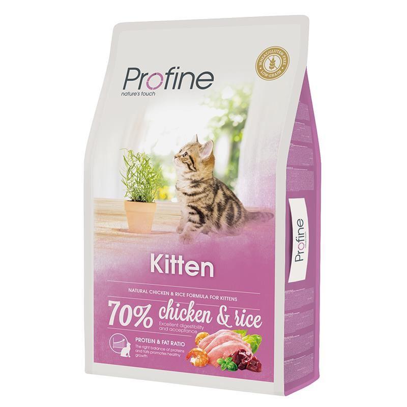 Profine Kitten Yavru Kedi Maması 10 Kg