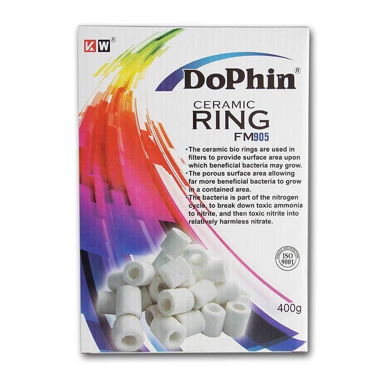 Dophin FM 905 Biyolojik Seramik Filtre Malzemesi 400 Gr