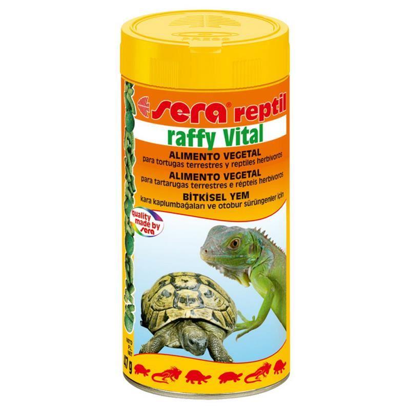 Sera Raffy Vital Sürüngen ve Kaplumbağalar için Vitaminli Çubuk Yem 250 ml