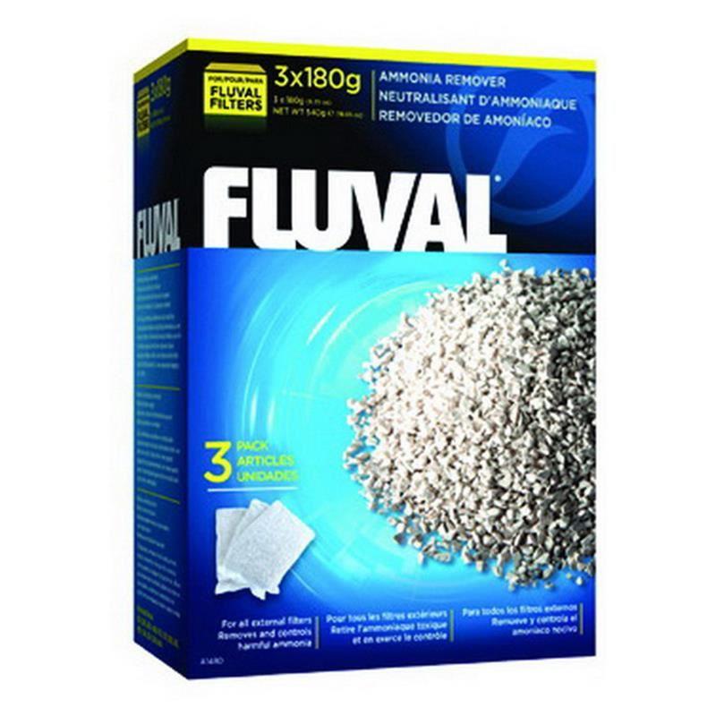 Fluval Amonyak Remover Akvaryum Filtre Malzemesi 540 Gr