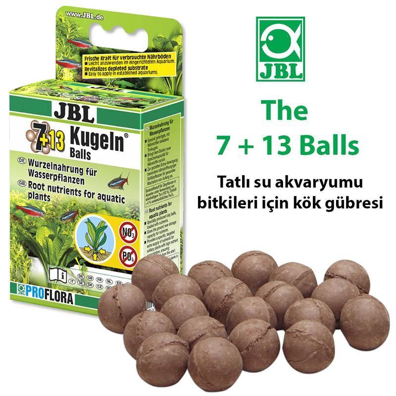 JBL The 7+13 Balls Kök Gübre Topu