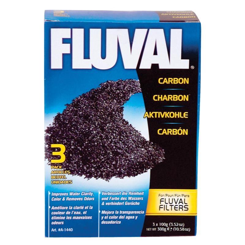 Fluval Filtre Karbonu Akvaryum Filtre Malzemesi 300 Gr