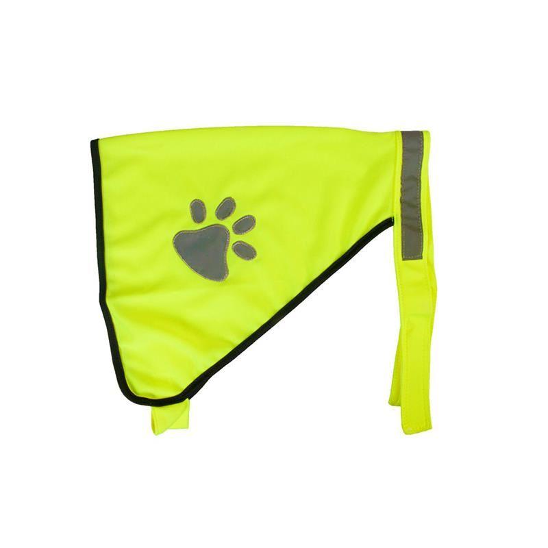 Karlie Köpekler İçin Gece Yürüyüş Güvenlik Yeleği Medium 28,5 Cm