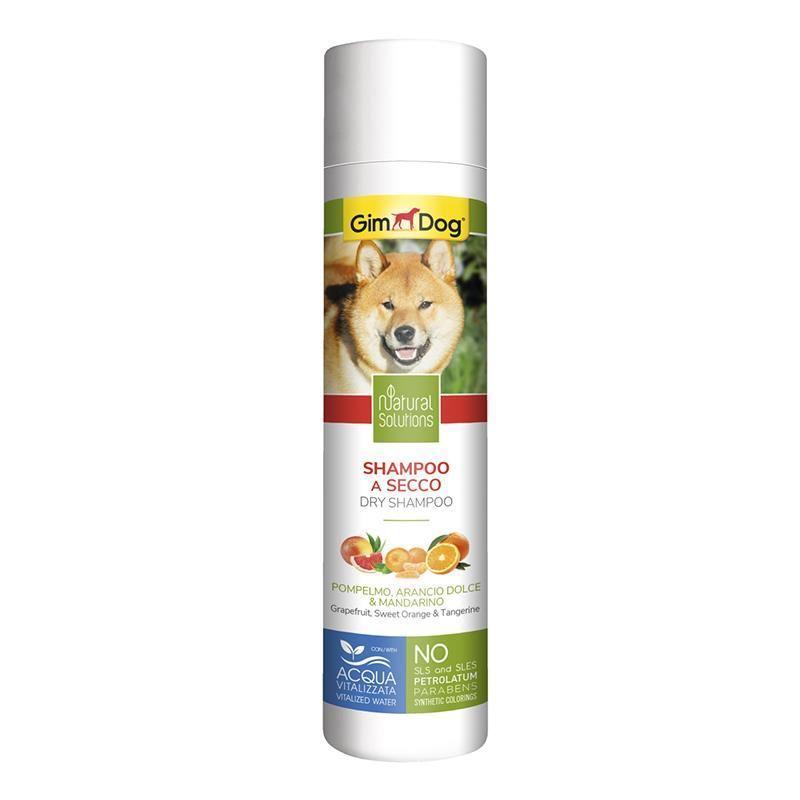 GimDog Natural Solutions Kuru Köpek Şampuanı 250 Ml