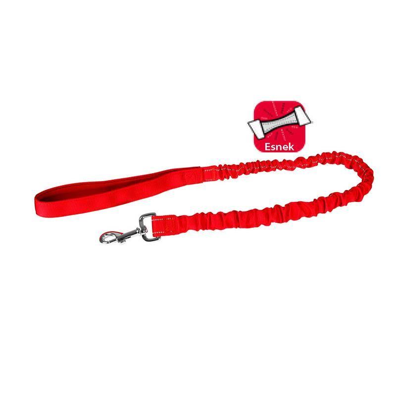 Karlie Köpekler İçin Bungee Uzatma Tasma 85-110 Cm Kırmızı
