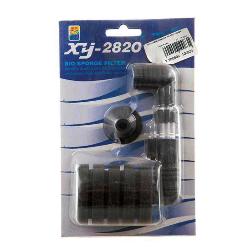 Chicos Tekli Mini Sünger Filtre XJ2820