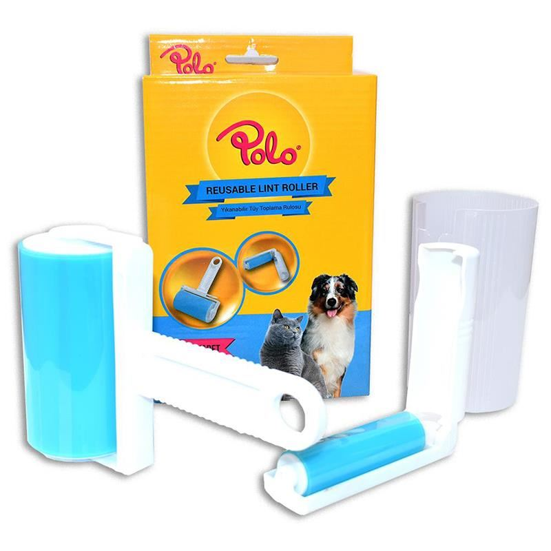 Polo Yıkanabilir Tüt Toplama Rulosu 2 li Set