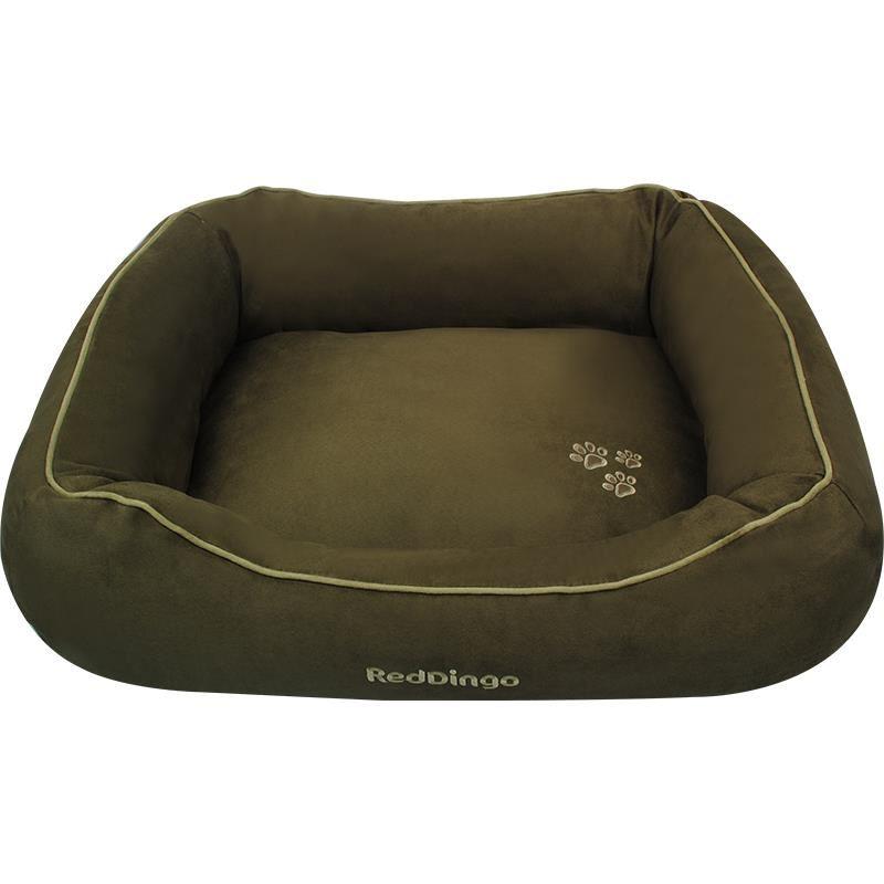 Reddingo Yeşil Kedi Ve Köpek Yatağı Small