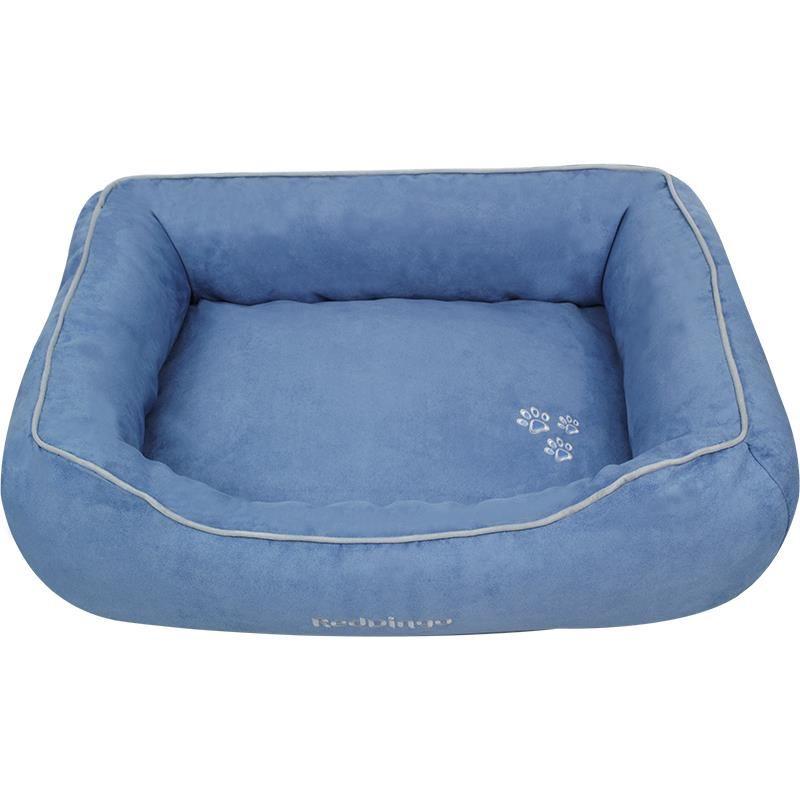 Reddingo Gök Mavi Köpek Yatağı Large