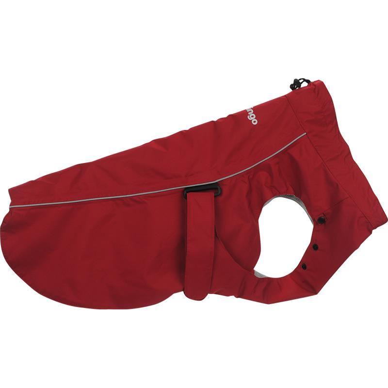 Reddingo Kırmızı Köpek Yağmurluğu 40 Cm