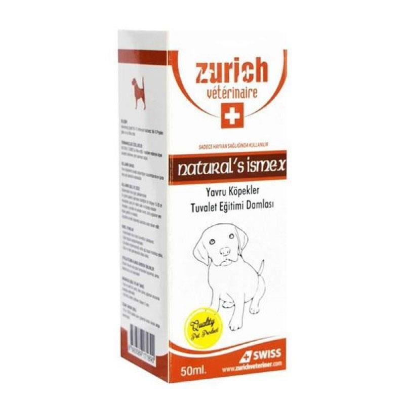 Zurich  Yavru Köpek Tuvalet Eğitimi Damlası 50 Ml