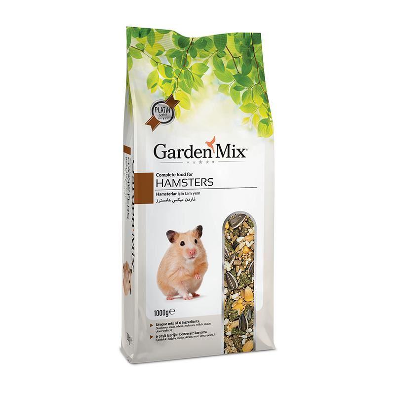 Gardenmix Platin Hamster Yemi 1 Kg