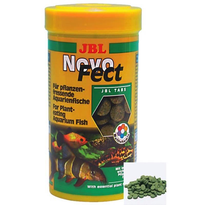 Jbl Novofect 250ml-160 G. Tablet Yem