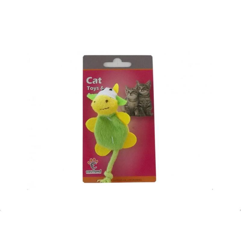 Eastland Peluş Kedi Oyuncağı İnek 7 Cm