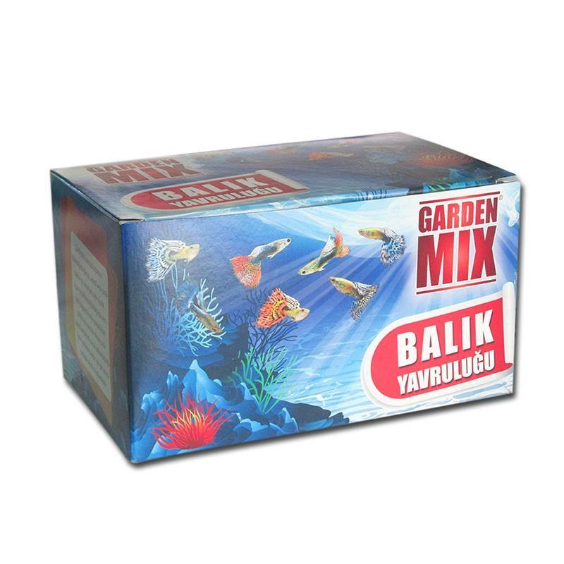 Gardenmix Akvaryum İçin Küçük Balık Yavruluğu