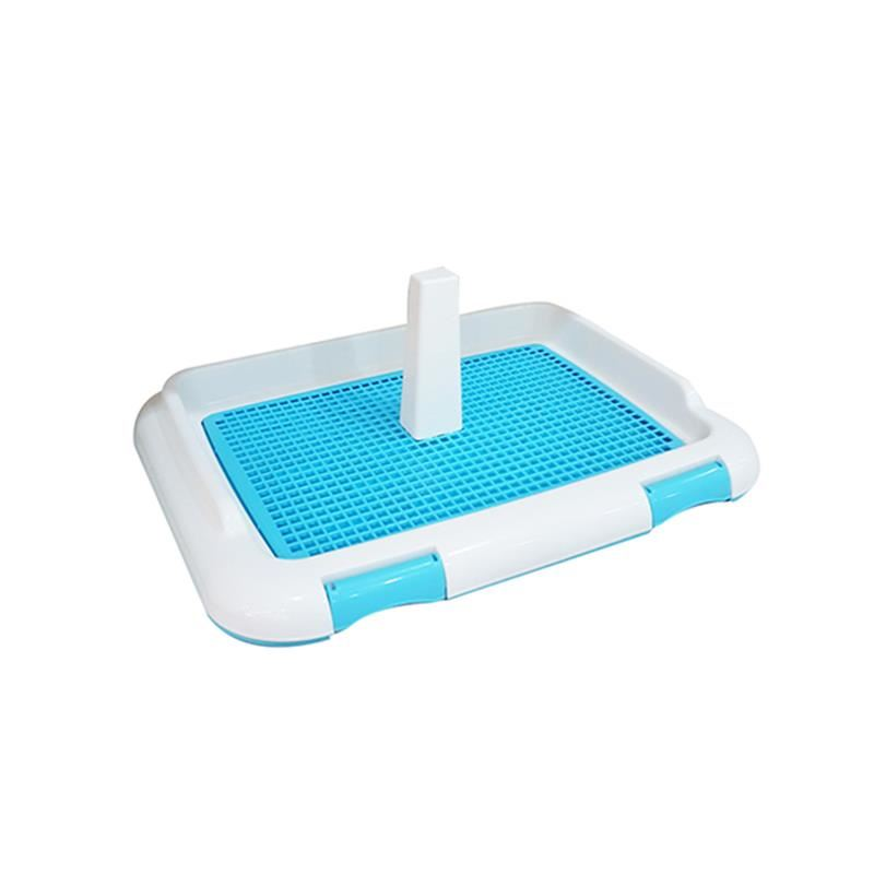 DIIL Duvarsız Köpek Tuvalet Eğitim Seti Mavi 46,5 Cm