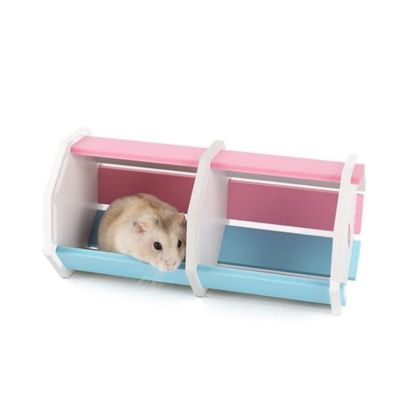 Carno Hamster Yuvası Ahşap 18,5x10x9 Cm