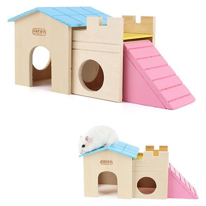 Hamster Evi Ahşap No 515