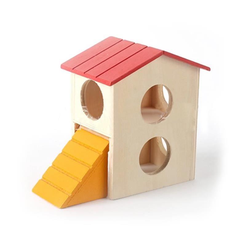 Carno Hamster Evi Ahşap No 115