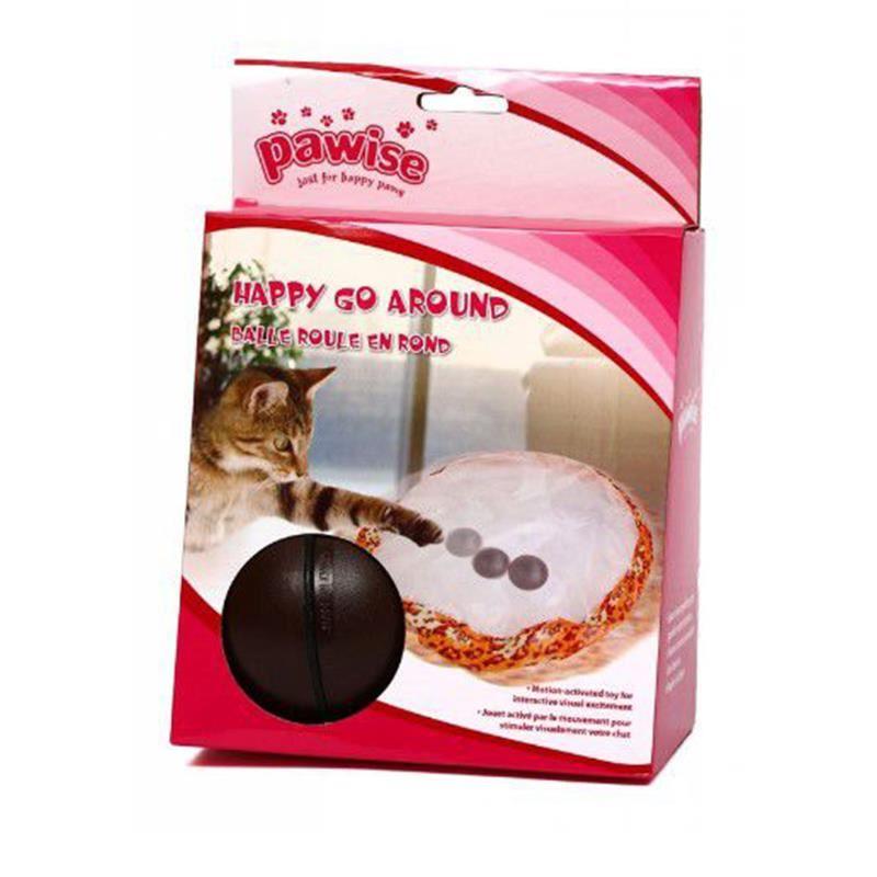 Pawise Happy Go Around Kedi Oyuncağı 60 Cm