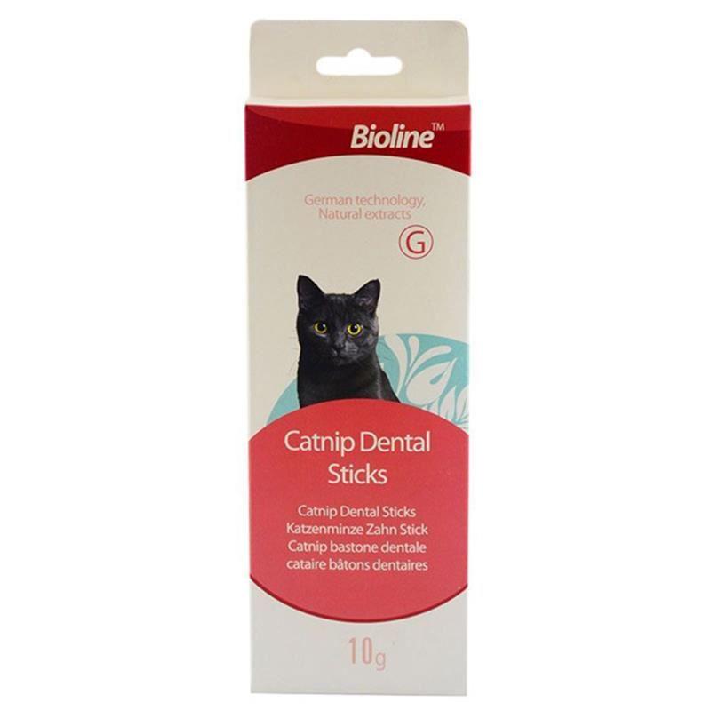 Bioline Kedi Tartar Önleyici Ağız Bakım Stick