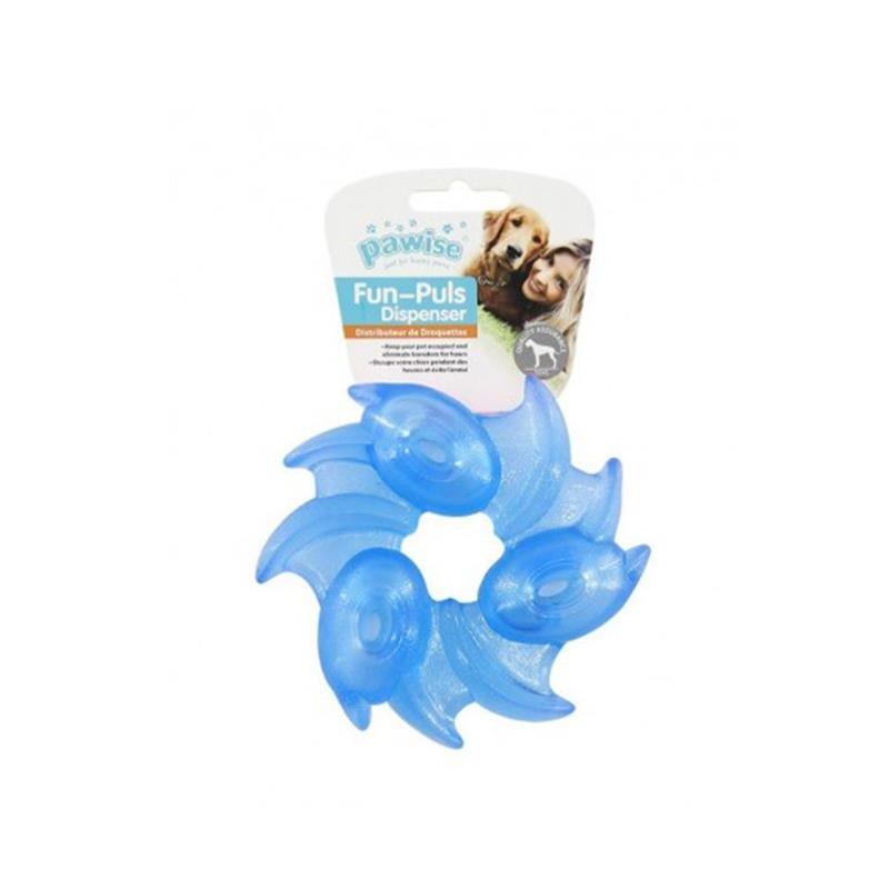 Pawise Flywheels Kauçuk Köpek Ödül Oyuncağı Small 10 Cm