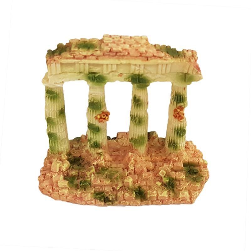 Chicos Akvaryum Dekoru Roma Sütunu 10x5,2x9 Cm