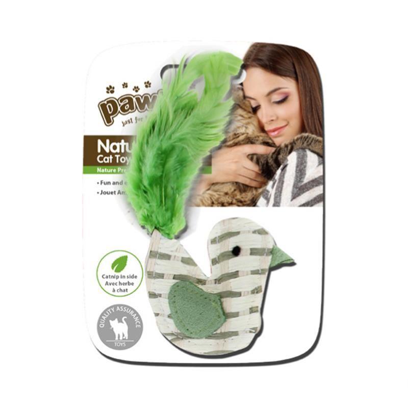 Pawise Kağıt Fare Kedi Oyuncağı Ördek