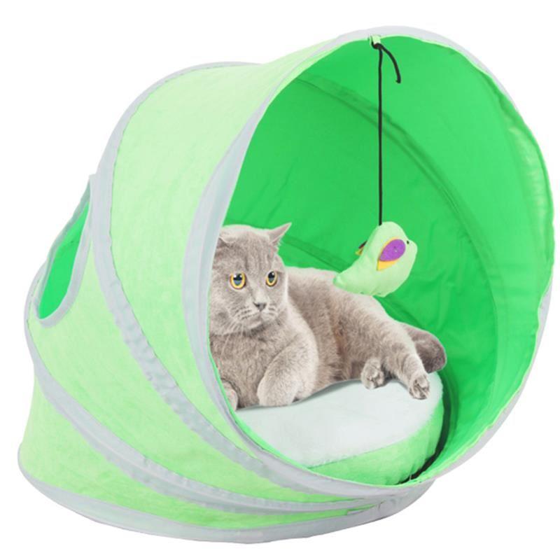 Pawise Kedi Çadırı Yatakli 38x38x43 Cm