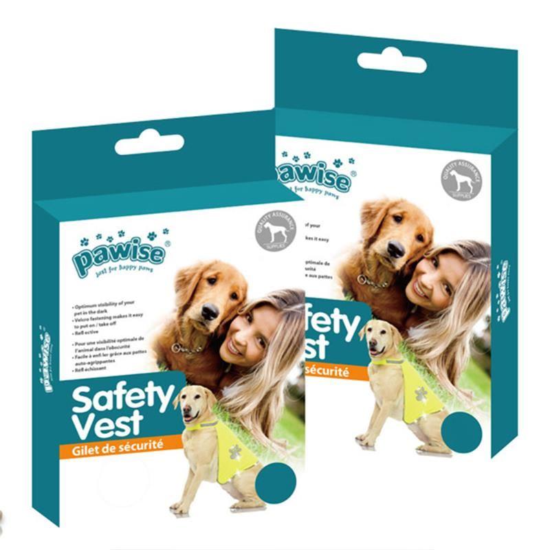 Pawise Köpek Güvenlik Yeleği Small 30-40/36-46 Cm