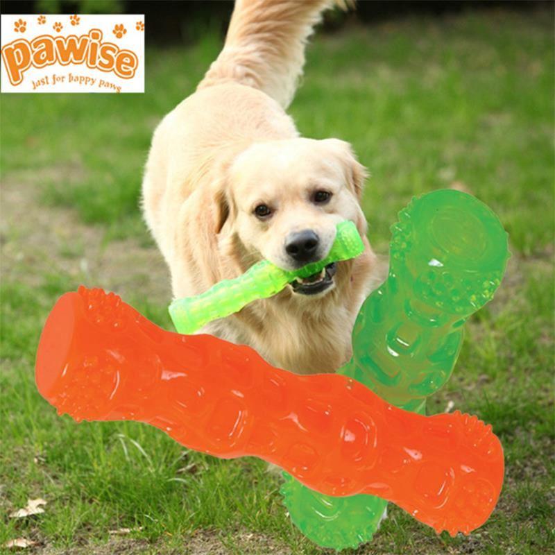 Pawise Sesli Çubuk Köpek Oyuncağı 28 cm
