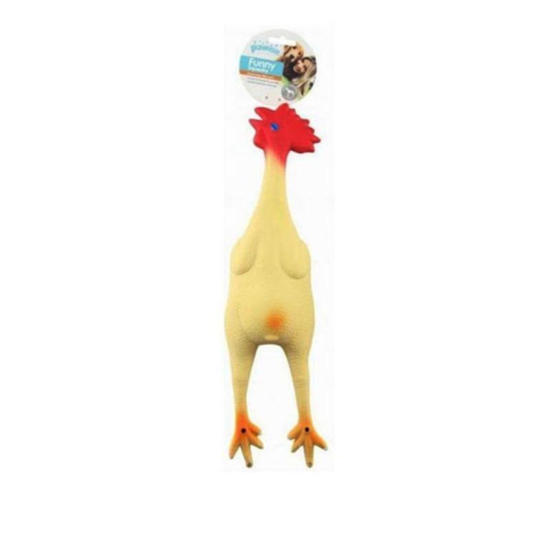 Pawise Lateks Tavuk Oyuncak S 24 Cm
