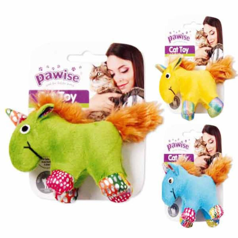 Pawise Kumaş Oyuncak Meow Meow Life-Unicorn