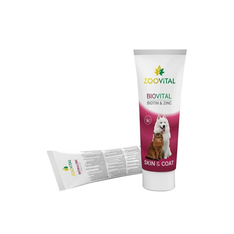 Zoovital Biovital Biotinli Kedi ve Köpek Macunu 100 gr