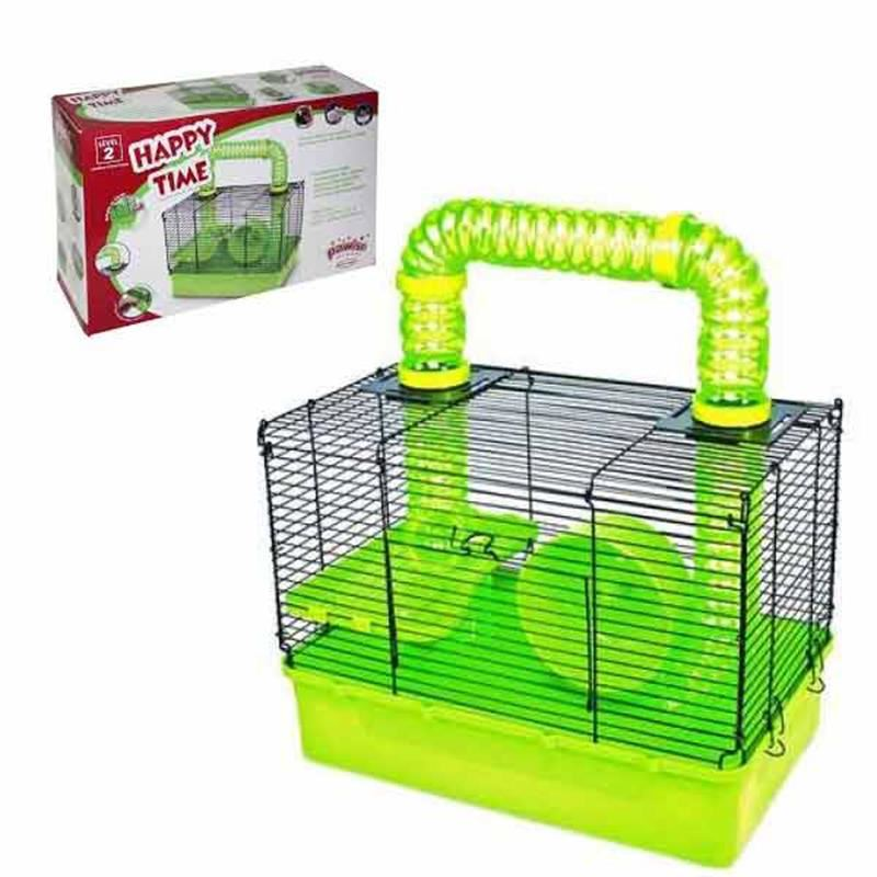 Pawise Happy Time Hamster Kafesi 39x24x44 Cm
