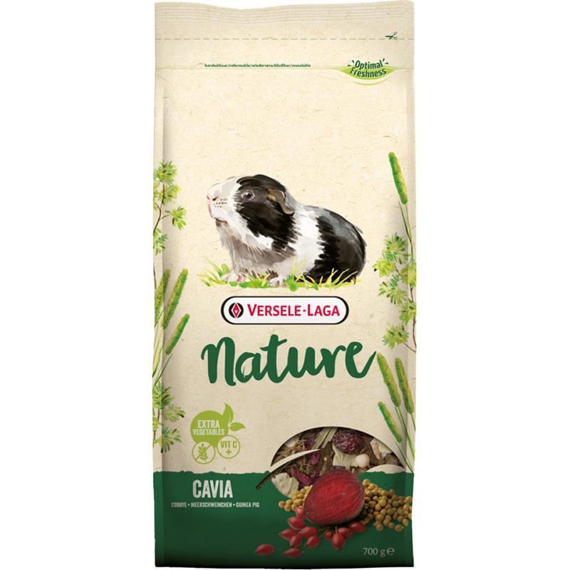 Versele Laga Nature Cavia Gine Pig Yemi 700 Gr