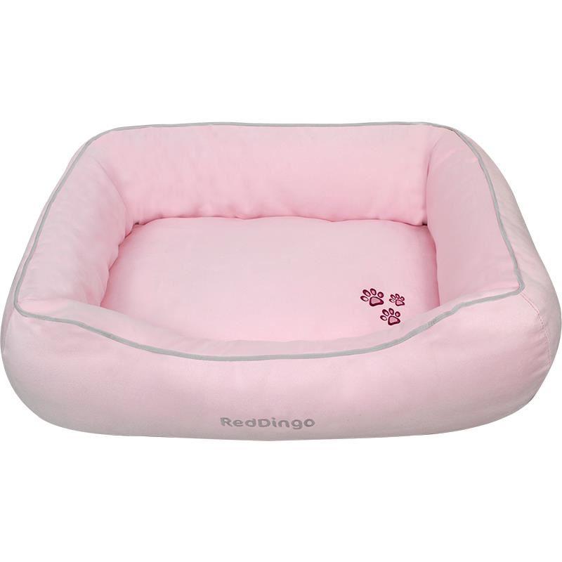 Reddingo Pembe Köpek Yatağı Large