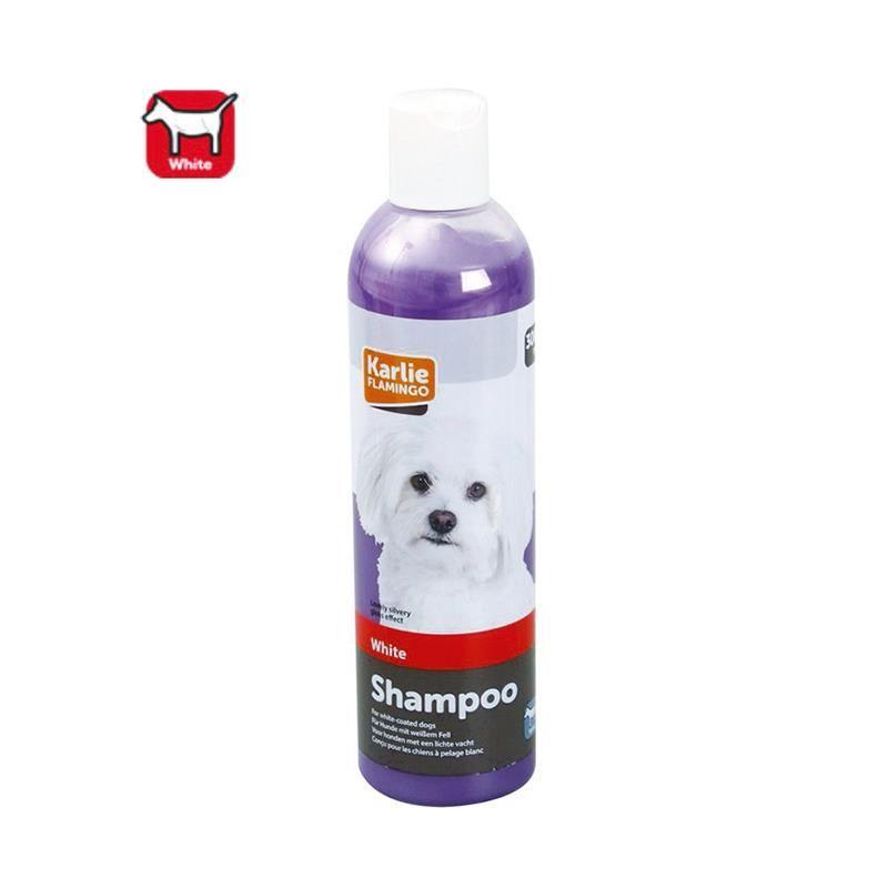 Karlie Beyaz Tüylü Köpek Şampuanı 300 Ml