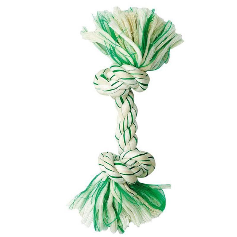 Karlie Stres İpi Naneli Beyaz/Yeşil 48 Cm