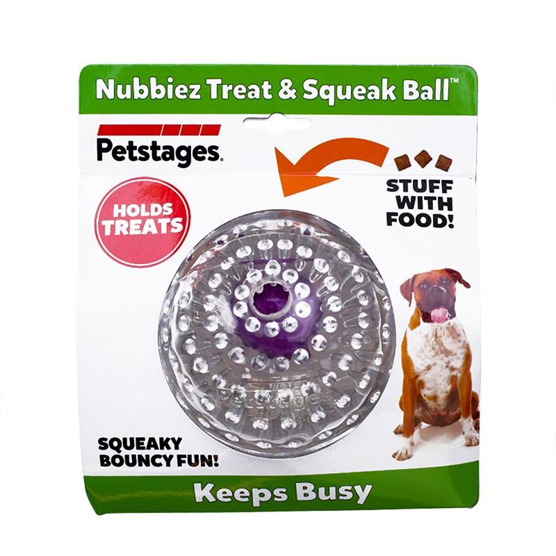 Outward Hound Nubbiez Top Köpek Oyuncağı 9 cm