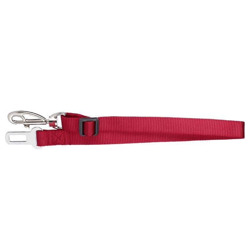 Reddingo Kırmızı Köpek Emniyet Kemeri Tasması 15 Mm